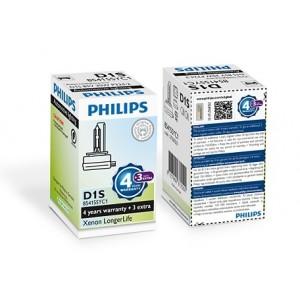 Philips D1S LongerLife 85415SY 4 + 3 års garanti