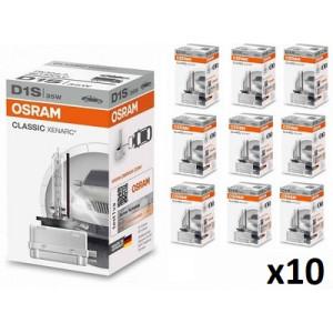 10x Xenonlampor Osram D1s 66140CLC - 3295,00 SEK