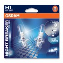 Halogenlampa Osram H1 64150 Night Breaker +90