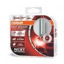 Osram D4S Night Breaker Laser +200% - Duobox 2490,00 kr